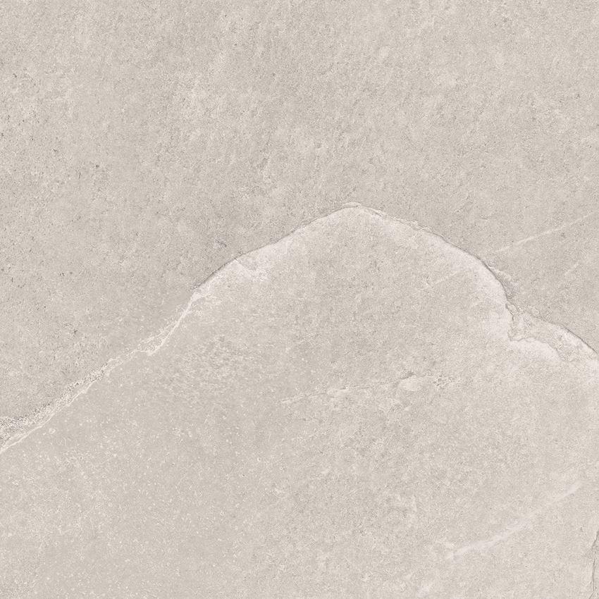 Płytka podłogowa 59,8x59,8 cm Tubądzin Grand Cave White STR