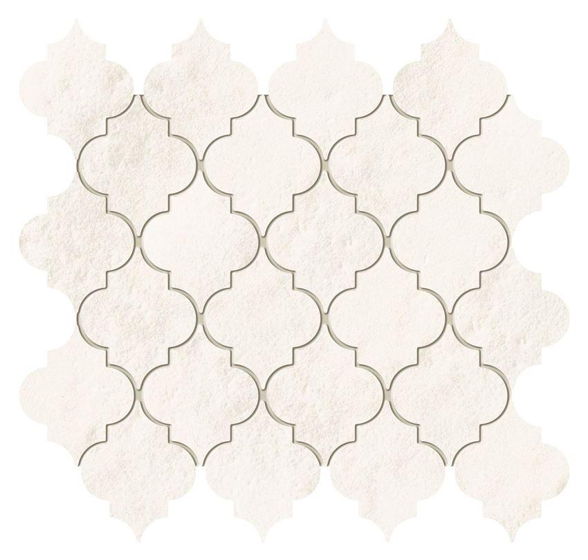 Mozaika ścienna 26x24 Tubądzin Majolika Grey