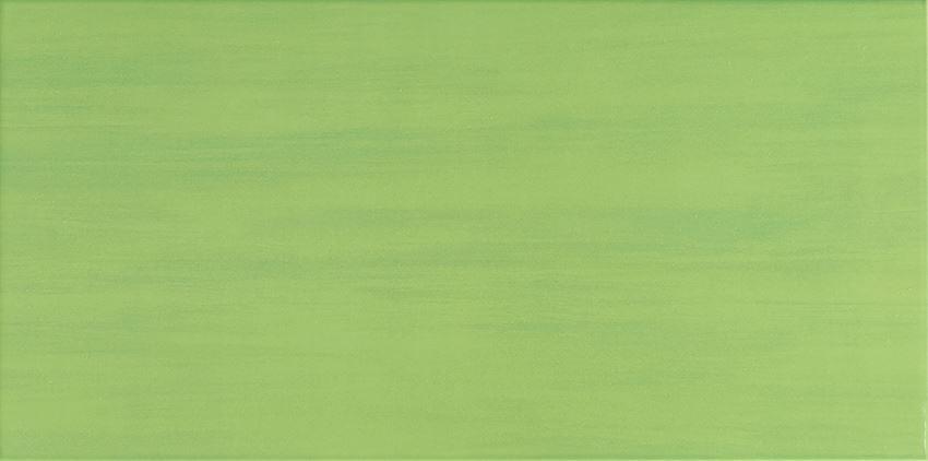 Płytka ścienna 44,8x22,3 cm Domino Tango green
