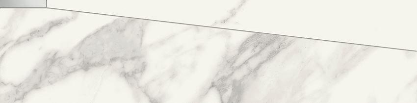 Dekoracja gresowa 14,8x59,8 cm Tubądzin Pietrasanta left