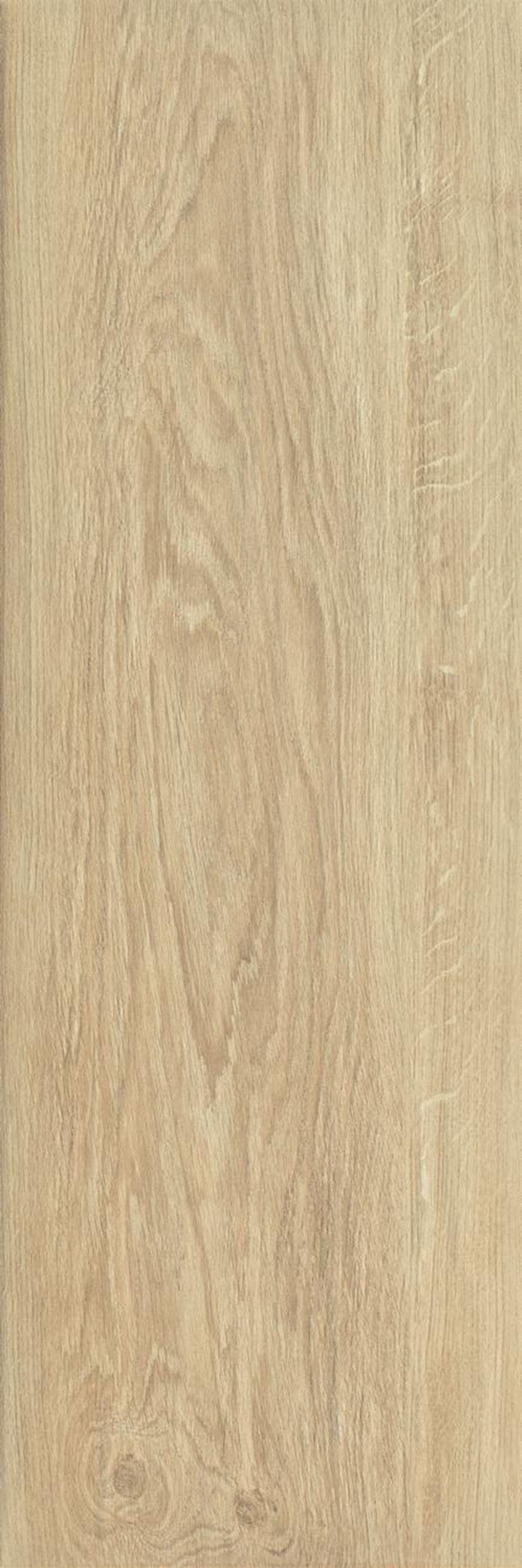 Płytka ścienno-podłogowa Paradyż Wood Basic Beige Gres Szklany