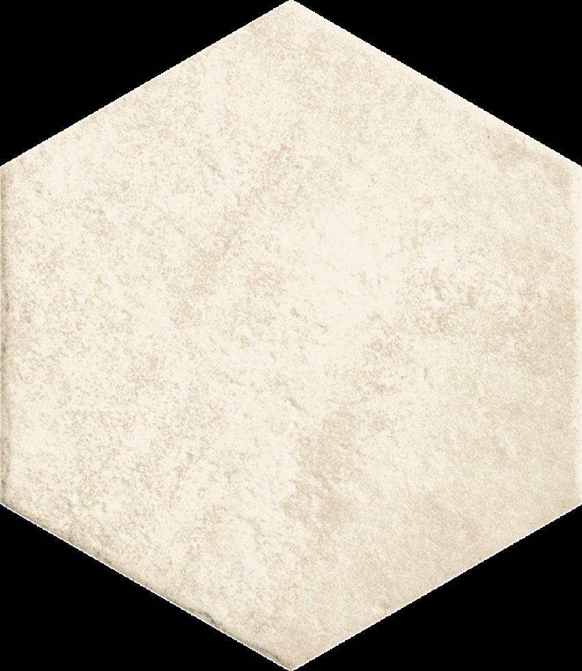 Płytka podłogowa 26x26 cm Paradyż Scandiano Beige Heksagon