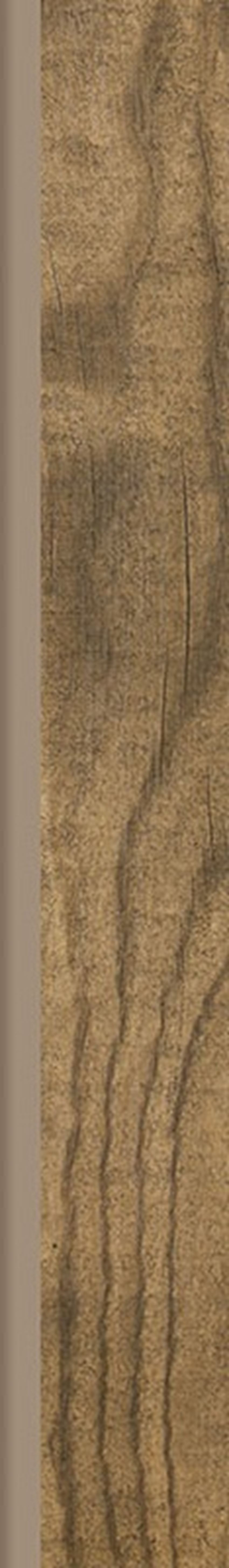 Płytka cokołowa 7,2x49,1 cm Paradyż Hilton Ochra Cokół Mat