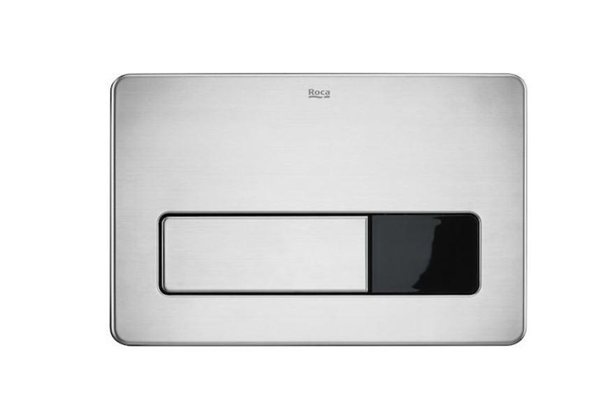 PL3 E - przycisk elektroniczny ANTYWANDAL inox Roca