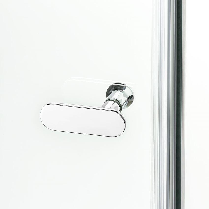 Uchwyt do drzwi od kabiny prysznicowej New Trendy New Soleo