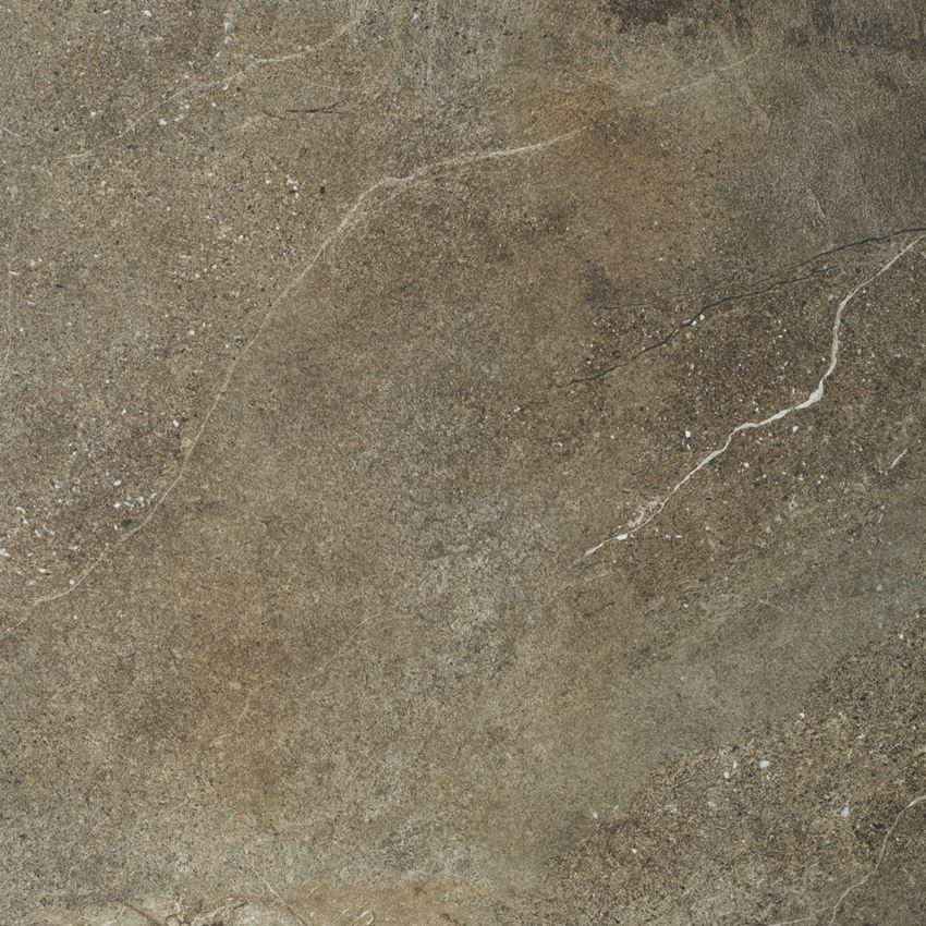 Płytka tarasowa 59,7x59,7 cm Cerrad Cliff Dark Brown 2.0