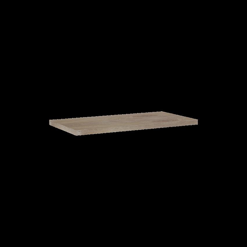 Blat naszafkowy pełny 80x42,5 cm Elita Barcelona GR28 Dąb Classic PCV
