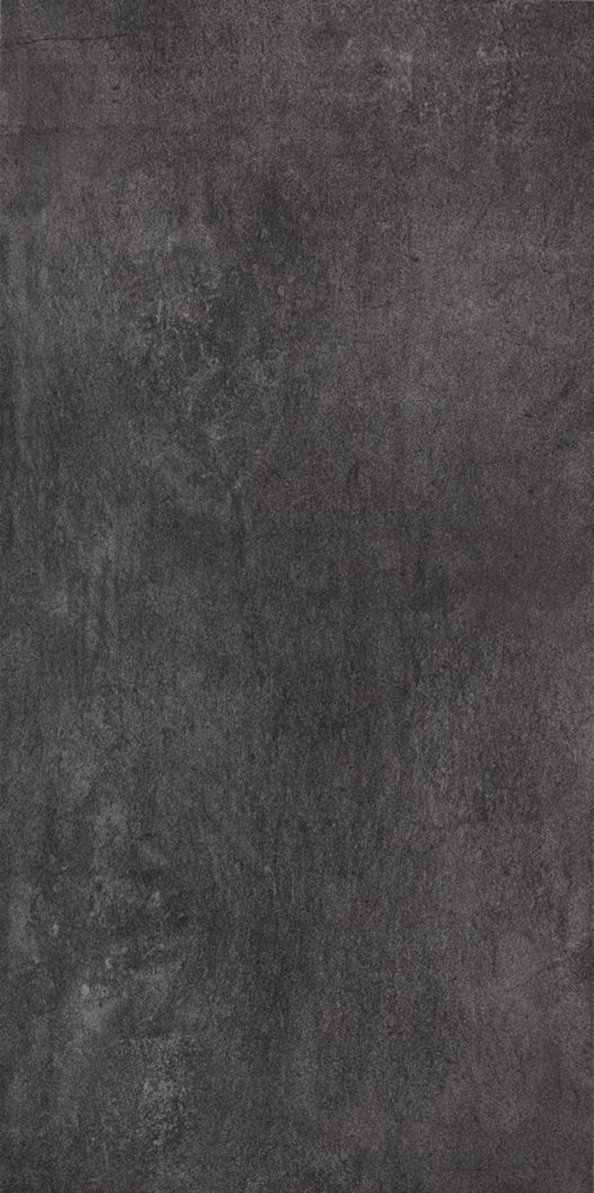 Płytka ścienno-podłogowa 44,8x89,8 cm Paradyż Taranto Grafit Gres Szkl. Rekt. Mat