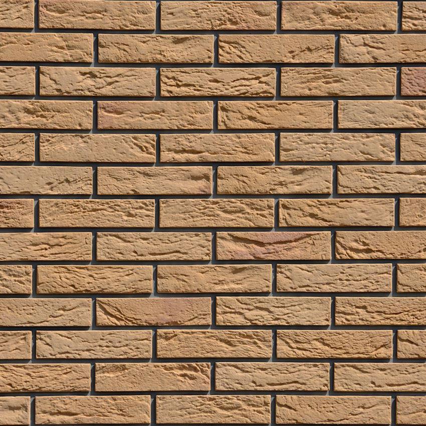 Kamień elewacyjny 20,5x5 cm Stone Master Home Brick Piaskowy