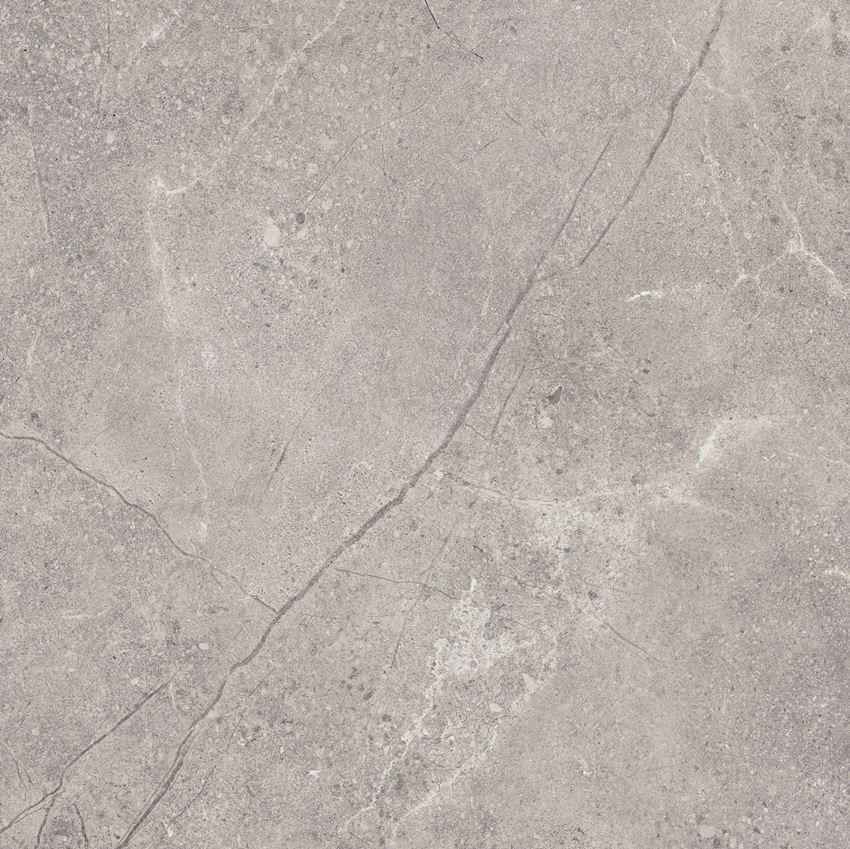 Płytka ścienno-podłogowa 59,8x59,8 cm Paradyż Sunnydust Grys