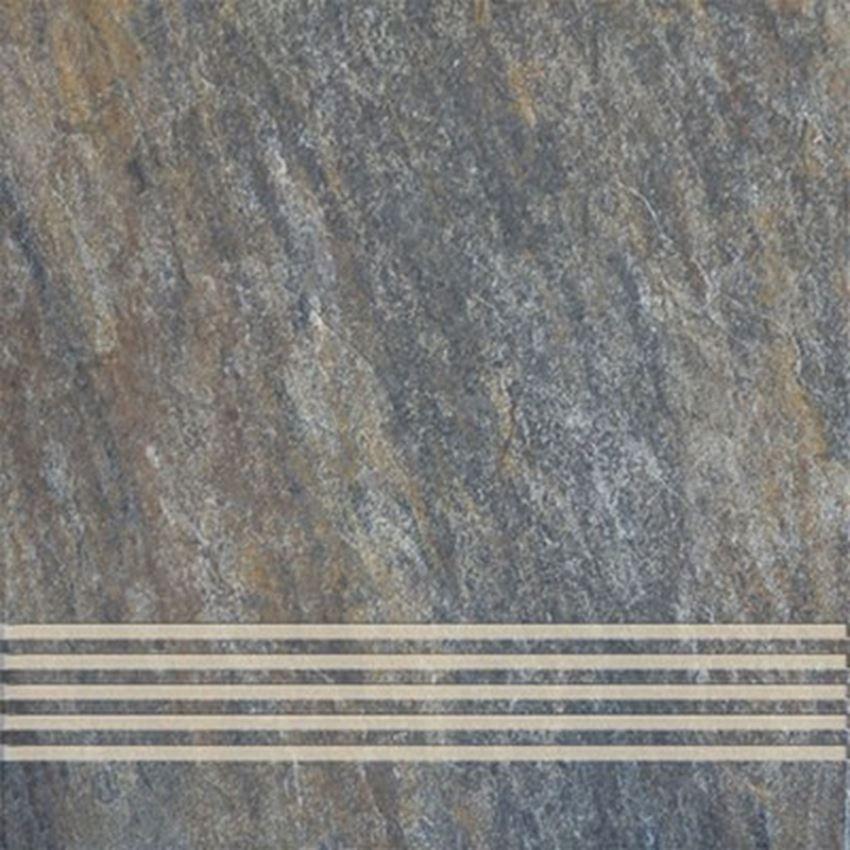 Stopnica 40x40 cm Ceramika Gres Vulcan VLC 12
