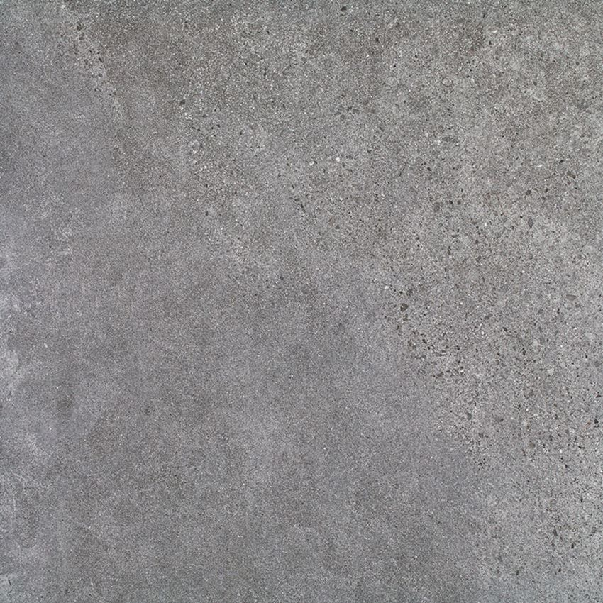 Płytka ścienno-podłogowa 59,8x59,8 cm Paradyż Optimal Grafit Płyta Tarasowa 2.0