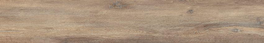 Płytka podłogowa 19,8x119,8 cm Opoczno Grand Wood Natural Cold Brown
