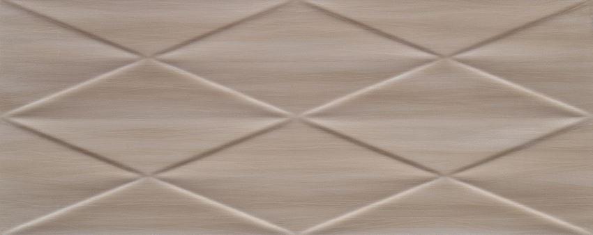 Płytka ścienna 29,8x74,8 cm Tubądzin Nursa grey STR