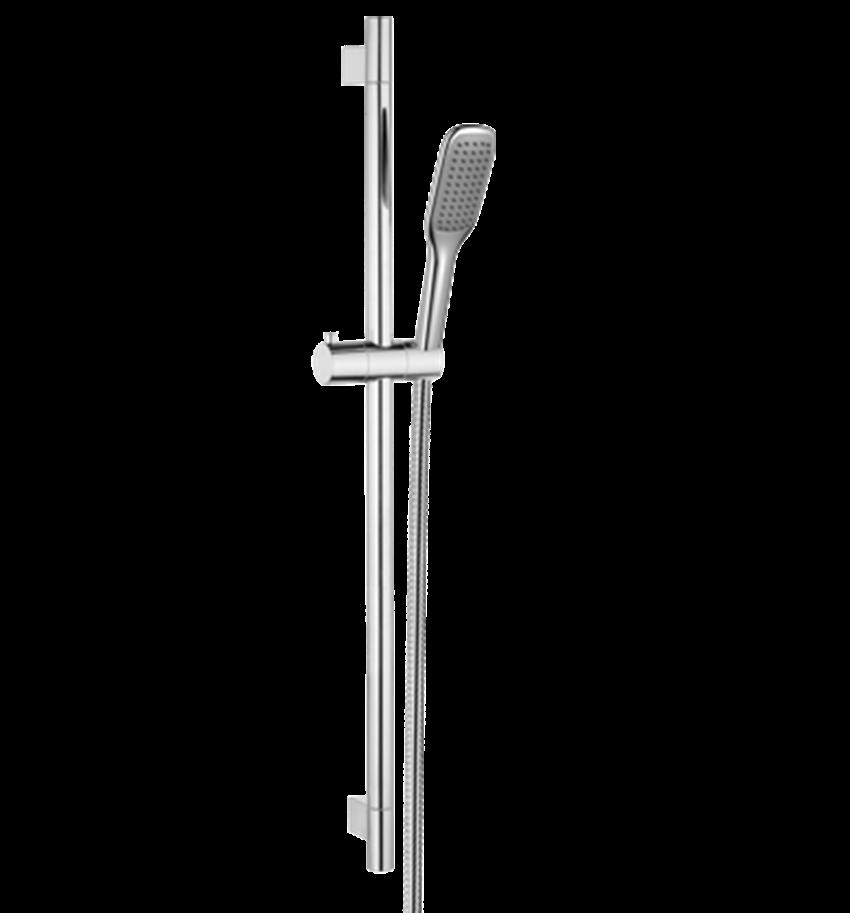 Zestaw prysznicowy suwany 1-funkcyjny Omnires Hudson-S