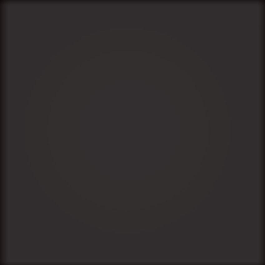 Płytka ścienna Tubądzin Pastel czarny MAT (RAL D2/000 20 00)