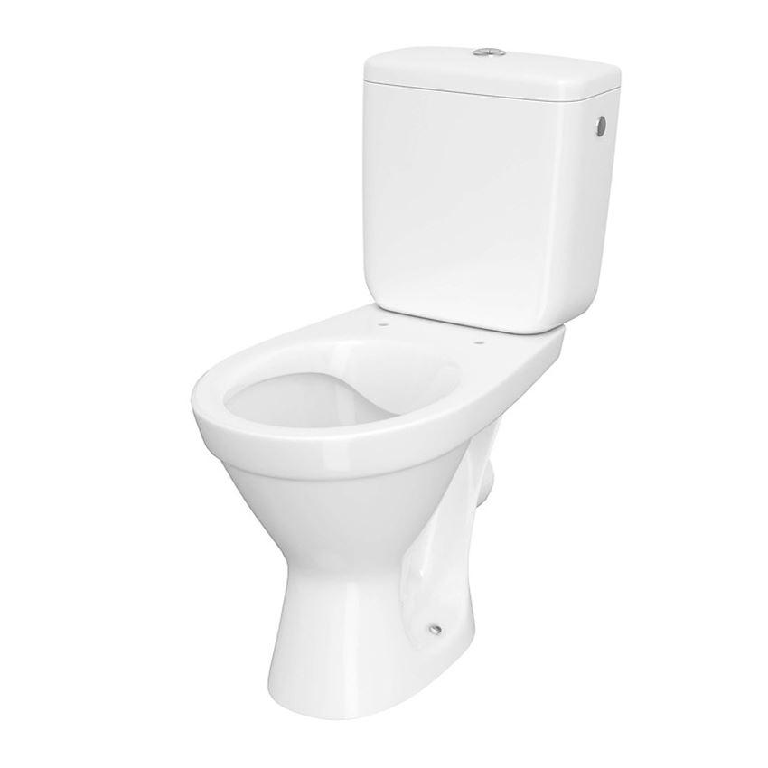 Kompakt WC SimpleOn z deską wolnoopadającą Cersanit Cersania
