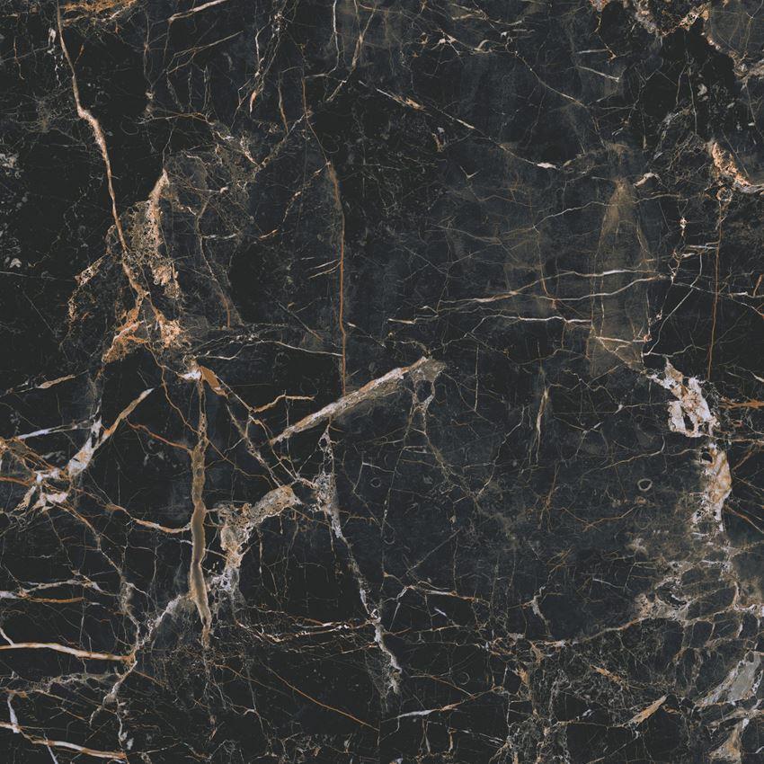 Płytka ścienno-podłogowa (gr. 6 mm) 119,7x119,7 cm Cerrad Marquina Gold