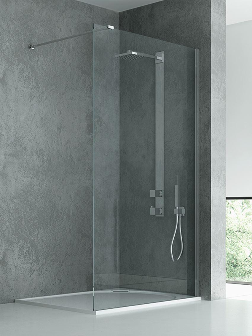 Kabina prysznicowa  walk-in 140x200 cm New Modus