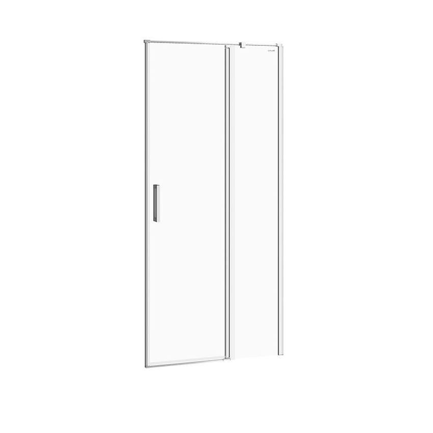 Drzwi prysznicowe prawe 90x195 cm Cersanit Moduo