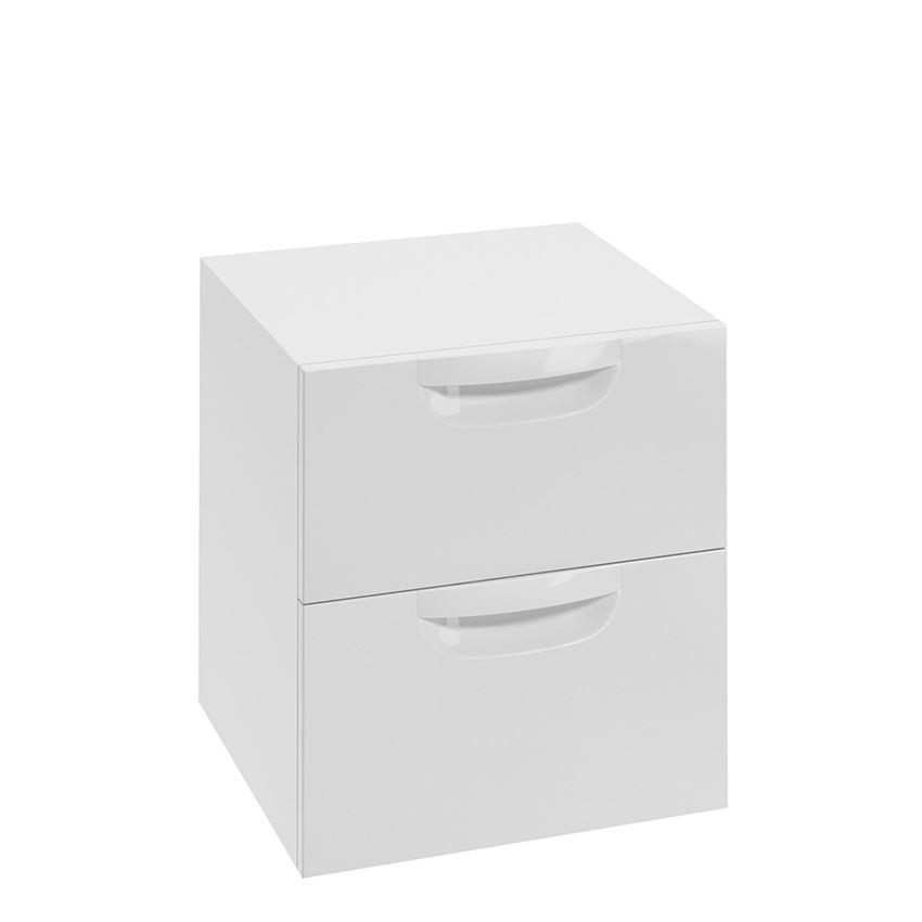 Szafka wisząca biała 45,1x50x42,8 cm Defra Flou B45