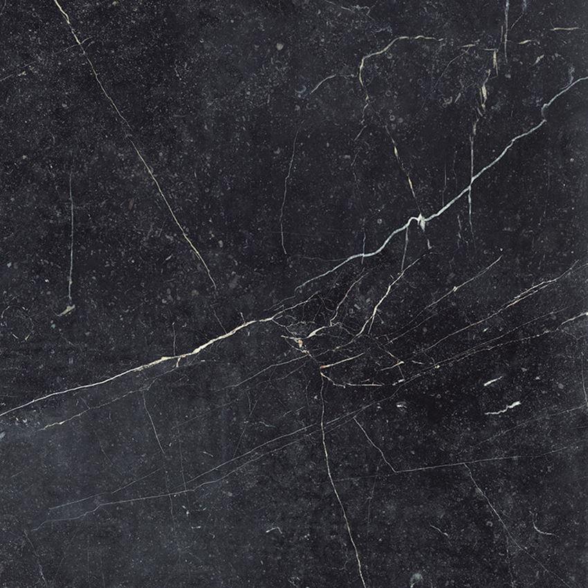 Płytka ścienno-podłogowa 89,8x89,8 cm Paradyż Barro Nero Gres Szkl. Rekt. Mat.