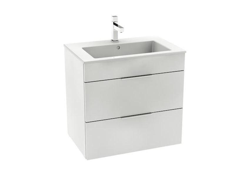 Zestaw łazienkowy Unik z 2 szufladami 64x42,2x62 cm Roca Suit