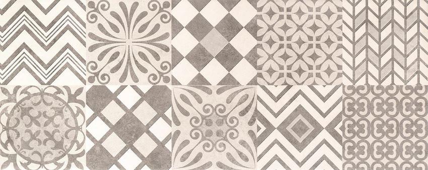Dekor ścienny 29,8x74,8 cm Tubądzin Igara 1
