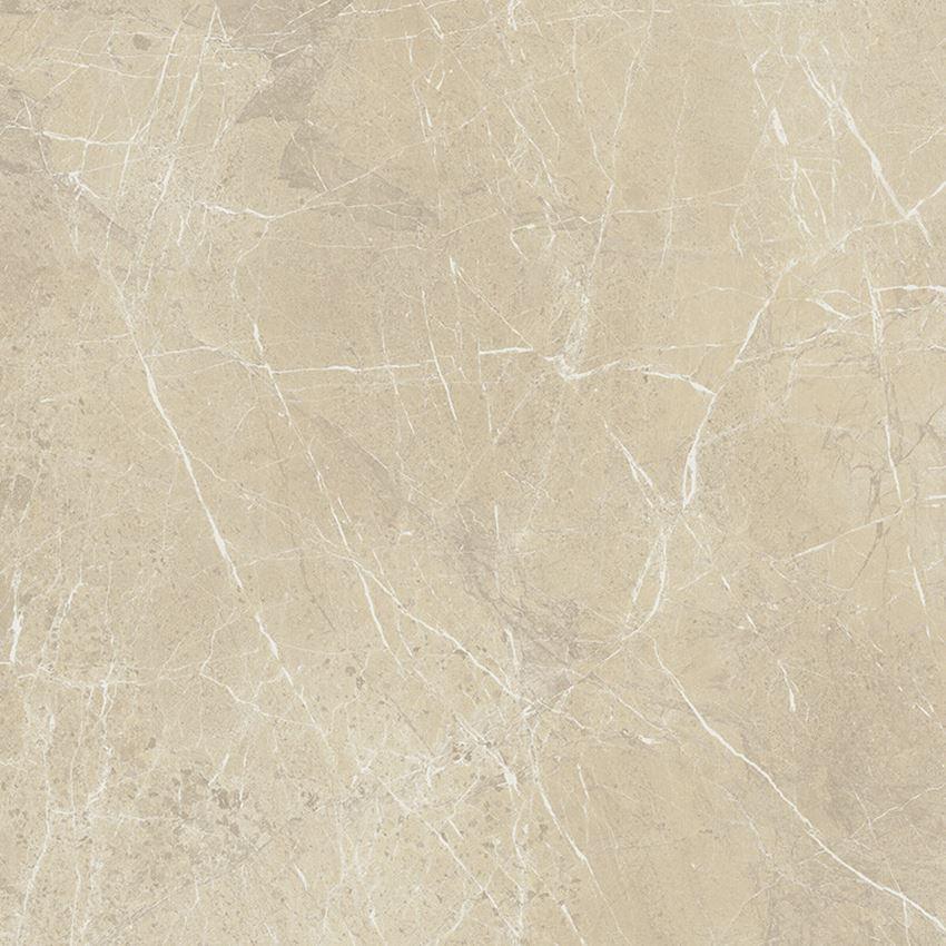 Płytka ścienno-podłogowa 59,8x59,8 cm Paradyż Tosi Beige Gres Szkl. Rekt. Poler