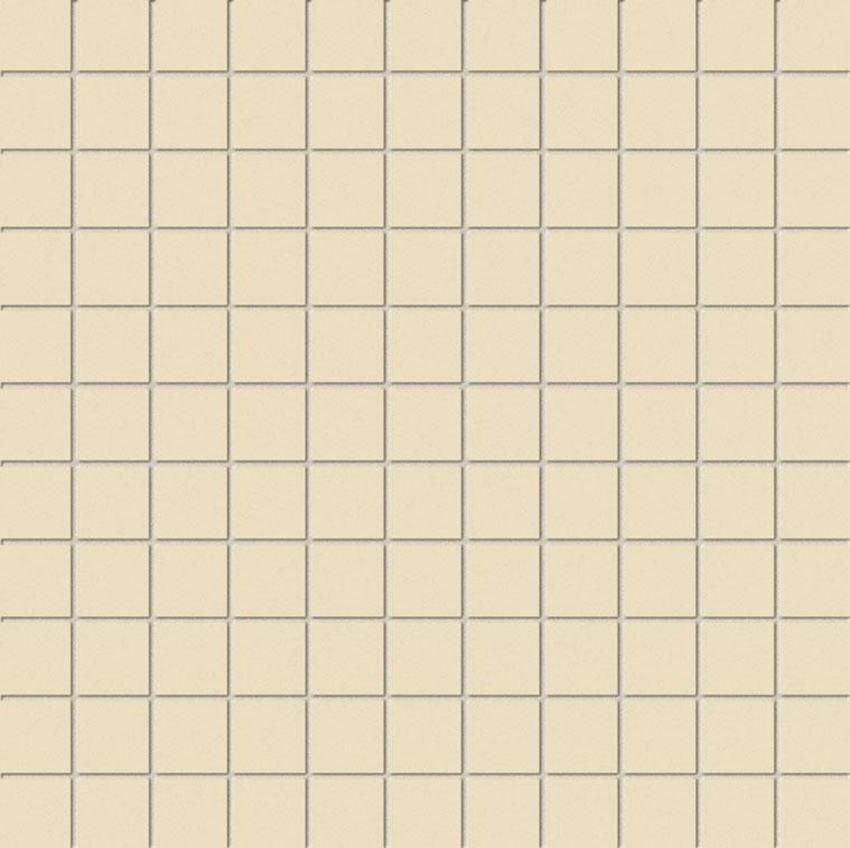 Mozaika ścienna Tubądzin Colour Brown Vanila