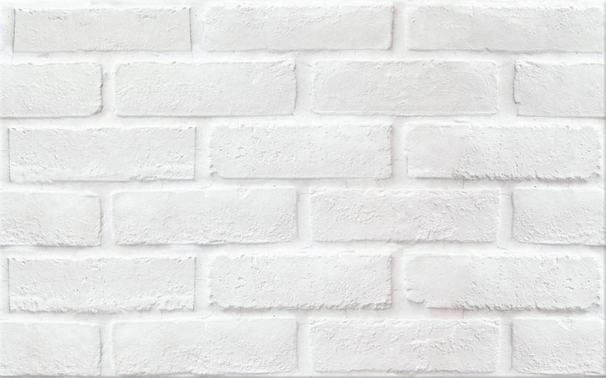 płytka ścienna Cersanit Wika PS213 White Structure W441-003-1