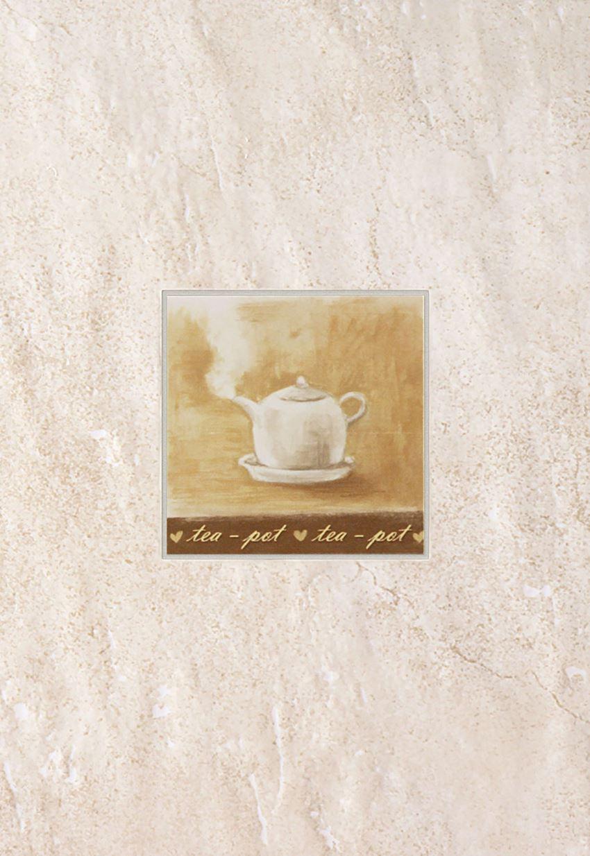 Dekor ścienny 36x25 cm Domino Syria Coffe Bar 3