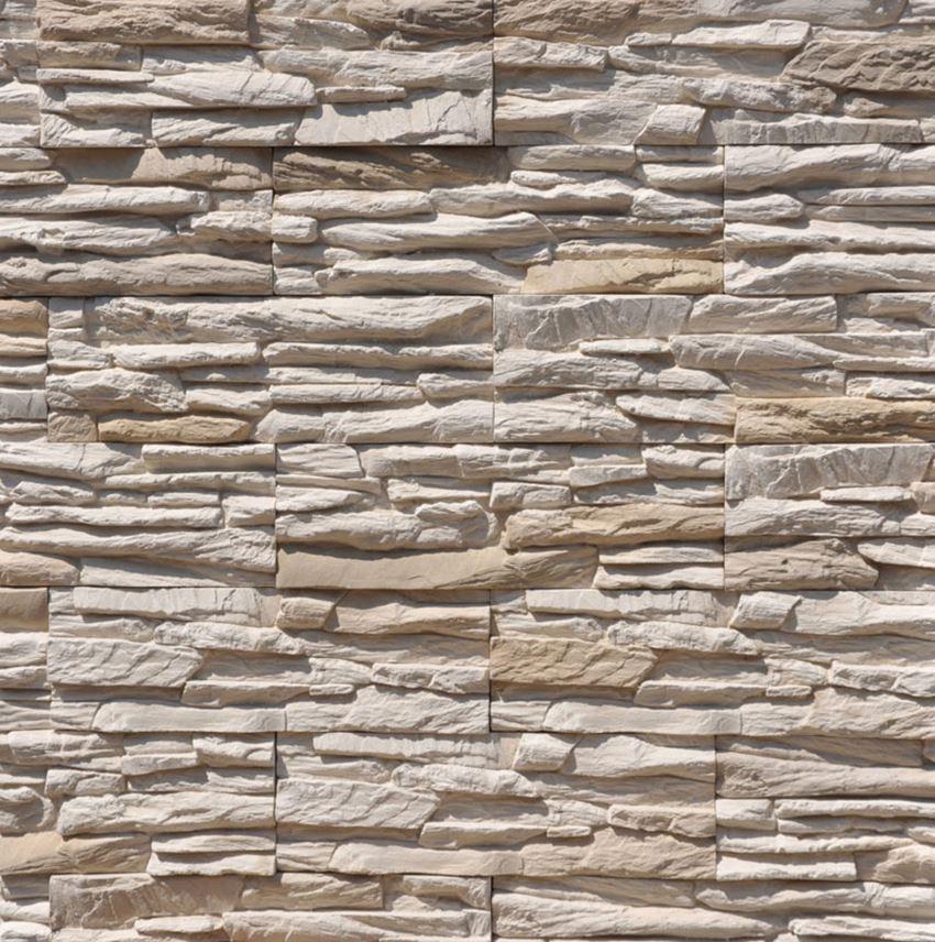 Kamień elewacyjny 37x12 cm Stone Master Avignion Sahara