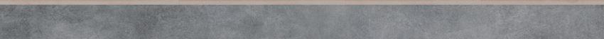 Płytka cokołowa 8x119,7 cm Cerrad Batista steel