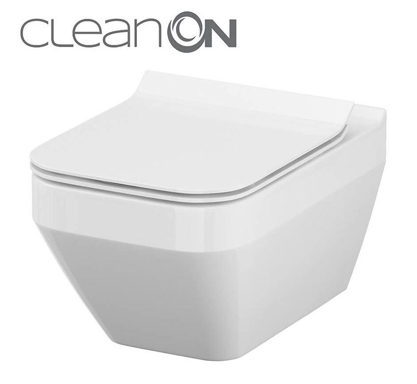 miska wc z deską Cersanit Crea S701-213