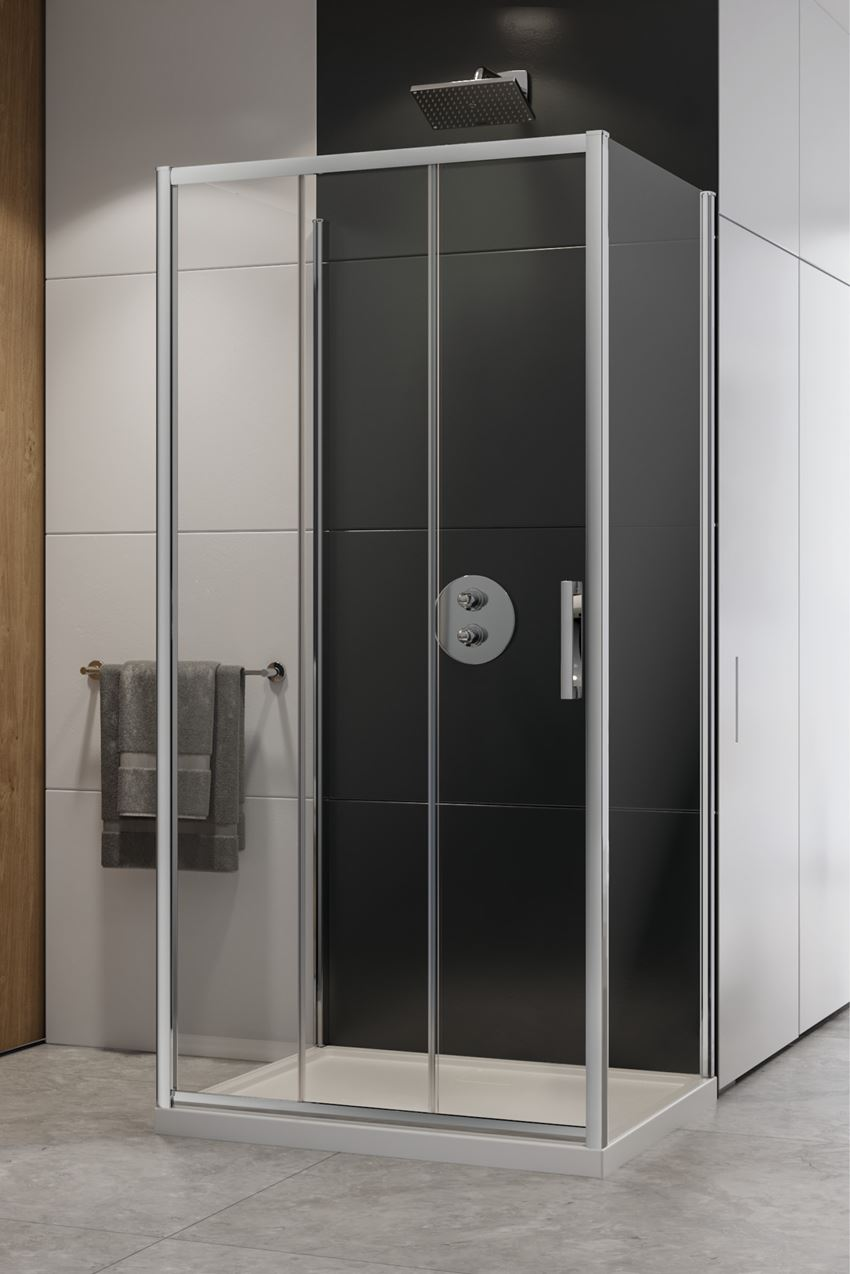 Kabina prysznicowa przyścienna New Trendy Alta III