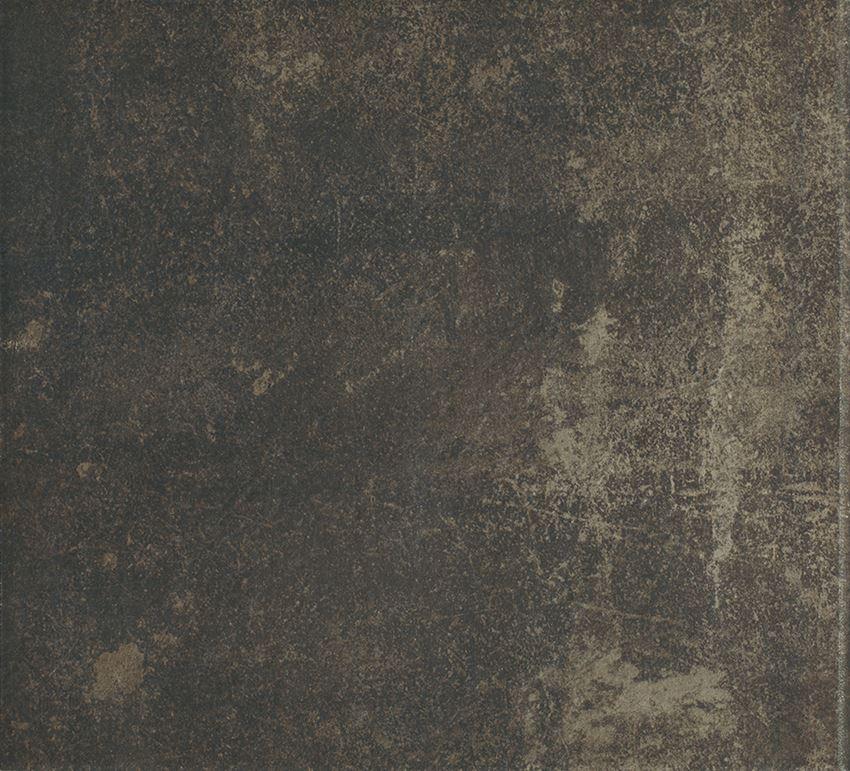 Płytka stopnicowa 30x30 cm Paradyż Scandiano Brown Kapinos Stopnica Prosta