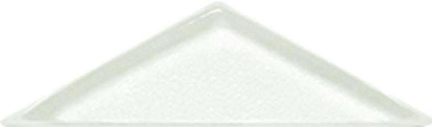 Uniwersalna listwa szklana Paradyż Ivory Heksagon B