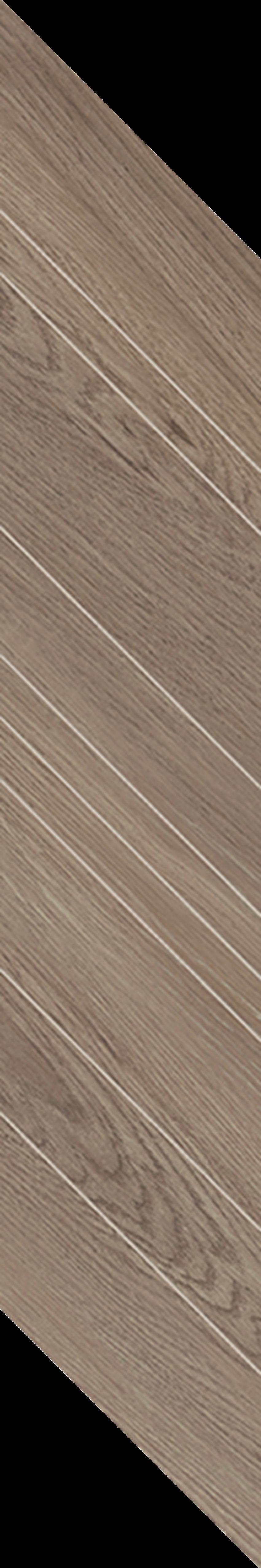 Płytka dekoracyjna 14,8x88,8 cm Paradyż Wildland Twilight Dekor Chevron Lewy