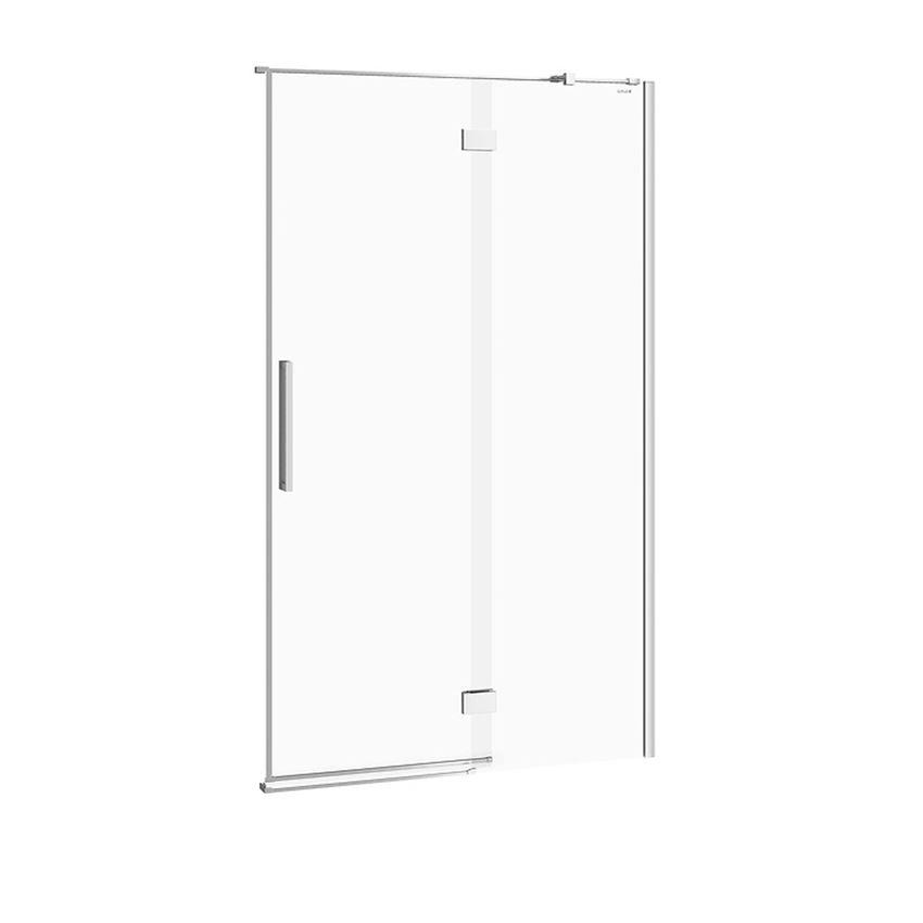 Drzwi prysznicowe na zawiasach prawe 120x200 cm Cersanit Crea