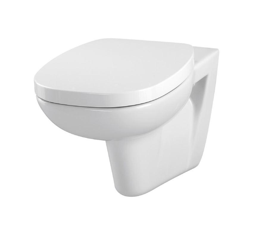 Miska WC podwieszana bez deski Cersanit Facile
