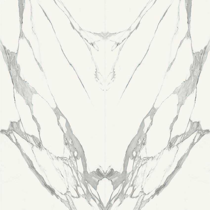Zestaw dwóch płyt 2*239,8x119,8 cm Tubądzin Specchio Carrara B/A POL
