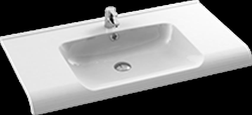 Umywalka meblowa 100 cm CeraStyle Anova