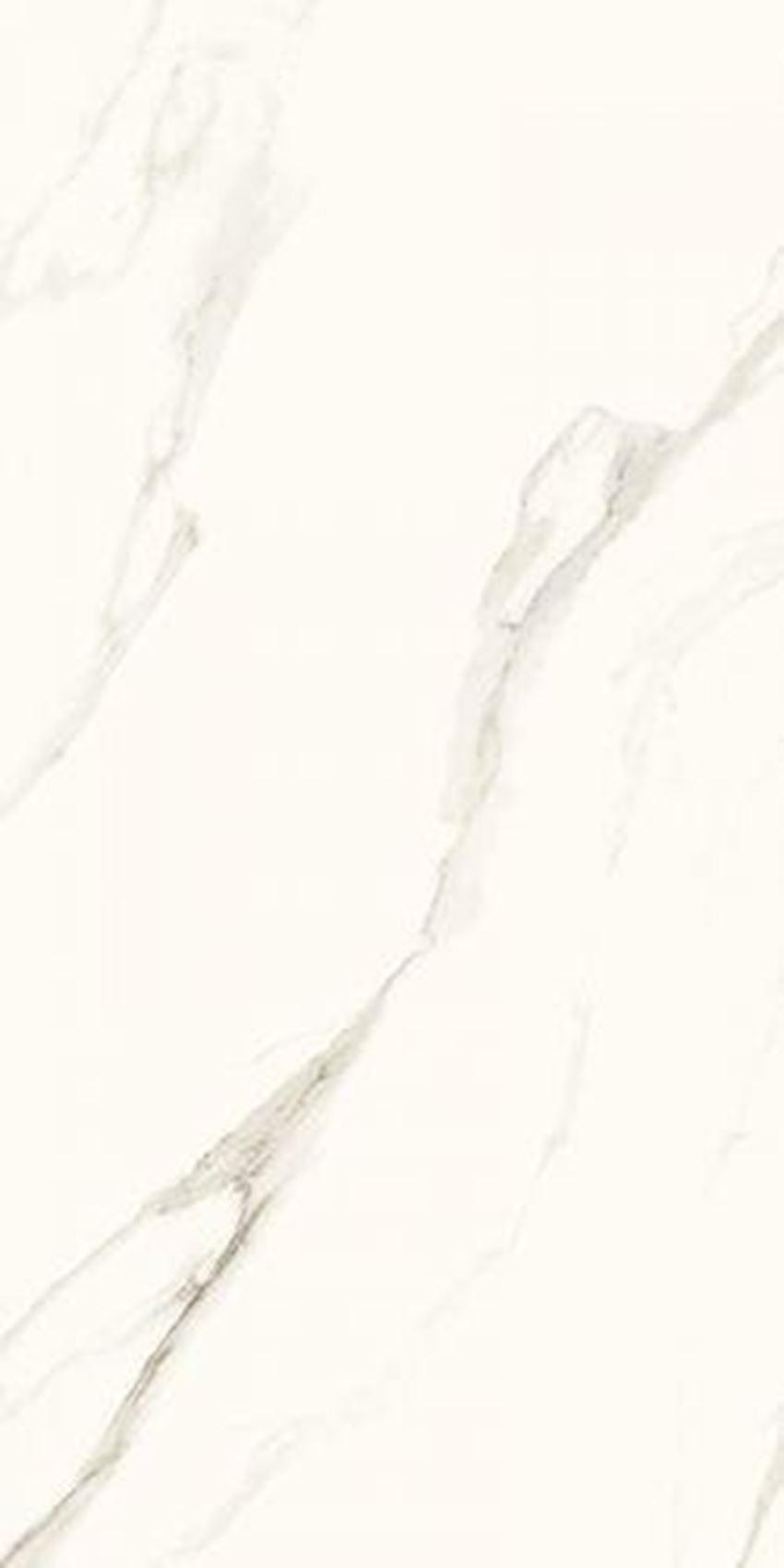 Płytka ścienno-podłogowa 89,8x179,8 cm Paradyż Calacatta Gres Szkl. Rekt. Mat