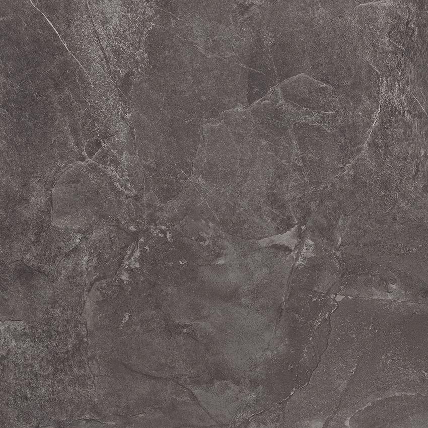 Płytka podłogowa 119,8x119,8 cm Tubądzin Grand Cave Graphite STR