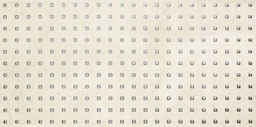 Dekor ścienny 59,8x29,8 cm Tubądzin Palacio beige
