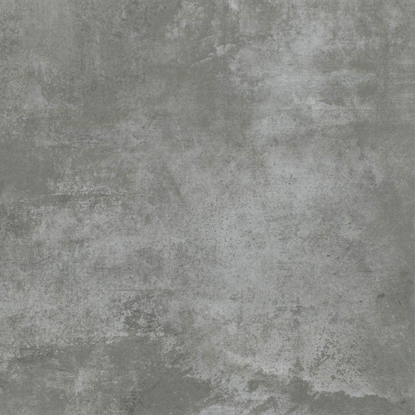 Płytka podłogowa Paradyż Scratch Nero Gres Szkl. Rekt. Półpoler