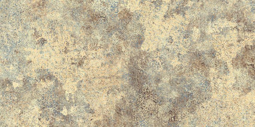 Płytka uniwersalna 59,8x119,8 cm Tubądzin Persian Tale Gold