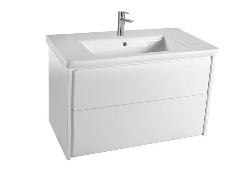 Zestaw łazienkowy Unik z 2 szufladami Roca Ronda
