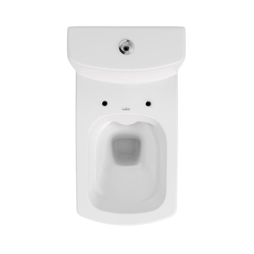 WC kompakt z deską wolnoopadającą CleanOn Cersanit Easy